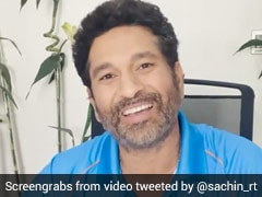 Watch: Sachin Tendulkar's Message For India's Olympic-Bound Athletes