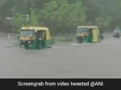 Weather Office Predicts Light To Moderate Rain In Delhi-NCR Today