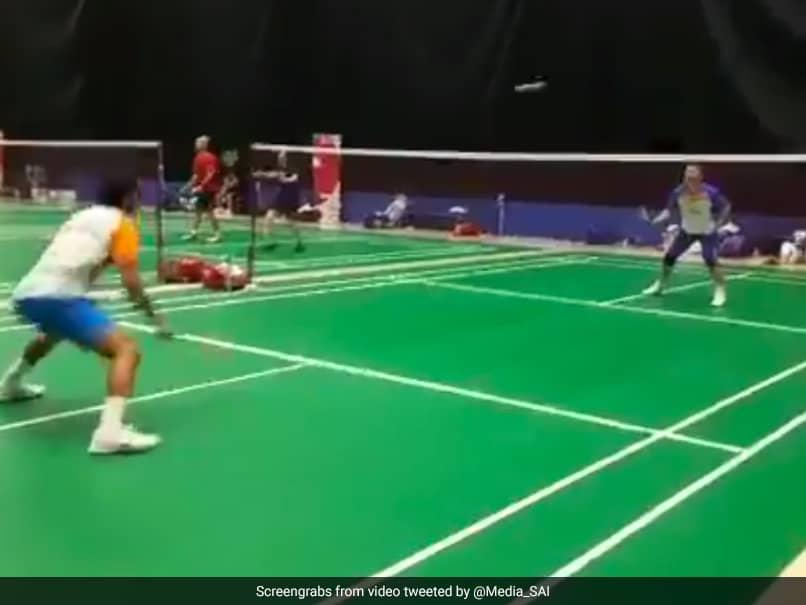 Tokyo Olympics: Indias Badminton And Table Tennis Stars Begin Training