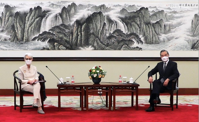 China Accuses US Of Creating 'Imaginary Enemy' During 'Frank' Talks