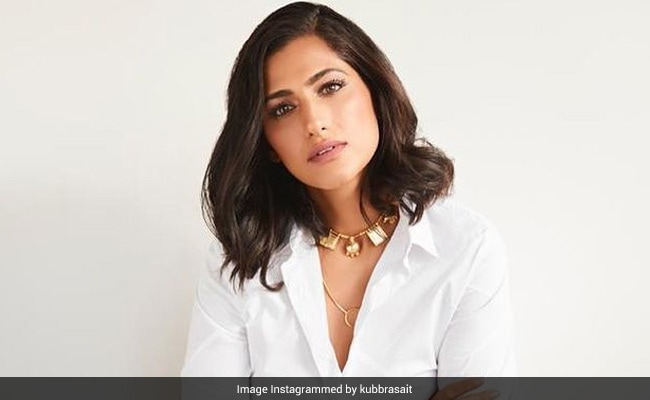 What Kubbra Sait Posted A Day After Her 38th Birthday