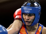 Video : Tokyo Olympics: Boxer Lovlina Borgohain Reaches Semis, Confirms 2nd Medal For India