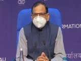 """Video : """"Second Wave Is Not Over Yet, Need To Follow Norms,"""" Says Government"""
