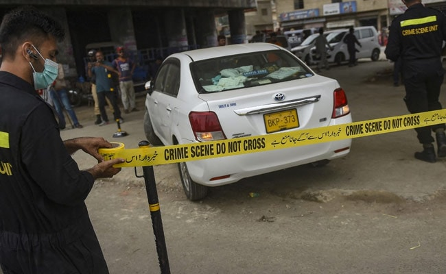 China Says Gun Attack On National In Pakistan's Karachi ''Isolated Case'