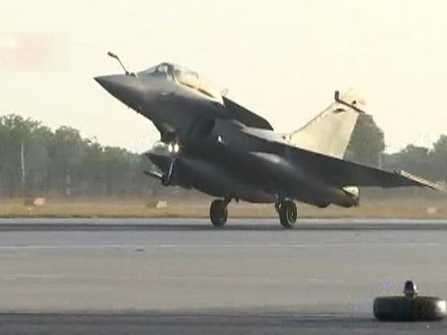 Video : Top Story Of The Day: Congress Launches Fresh Offensive Against Centre On Rafale Deal