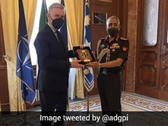 Army Chief Meets Italian Counterpart, Discusses Military Cooperation