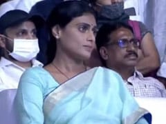 Jagan Reddy's Sister Launches Party In Telangana, He Stays Away