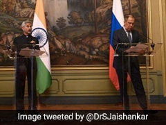 """India Seeks A """"More Active Russian Participation"""" In Indo-Pacific Region: S Jaishankar"""