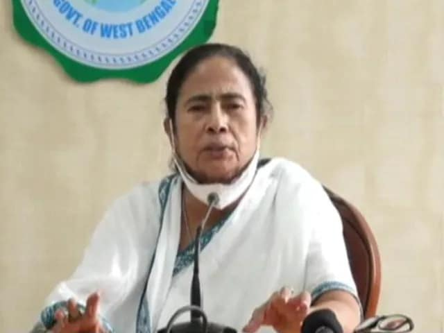 Video : Mamata Banerjee Writes To PM For Vaccine Supply