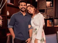 Ram Charan's Birthday Greeting For Wife Upasana Is Adorable. So Is Her Reply