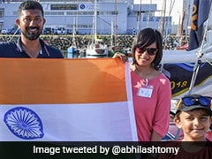 Abhilash Tomy Starts Fundraiser To Again Participate In Solo Race That Fractured His Spine In 2018