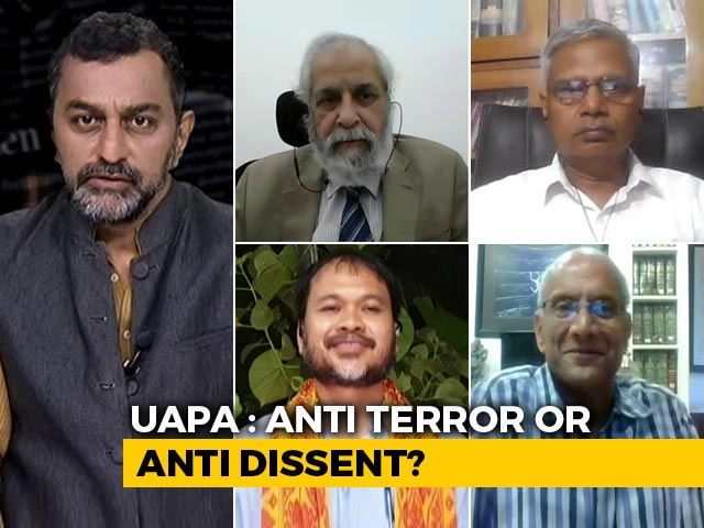 Video : Legal Backlash Against Anti-Terror Law 'Abuse'