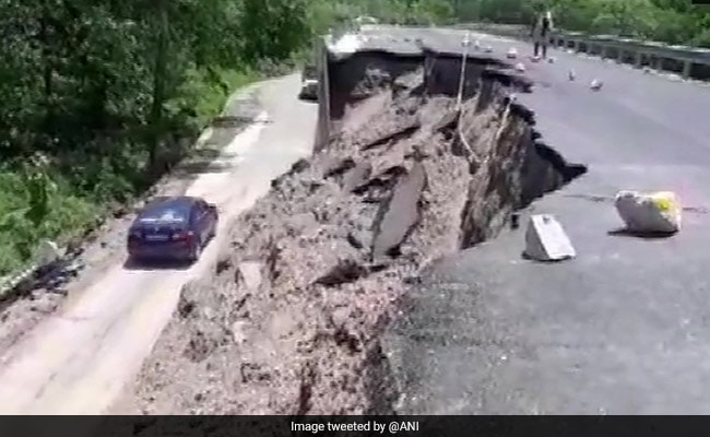 Landslides Following Heavy Rains Leave 150 People Stranded In Uttarakhand