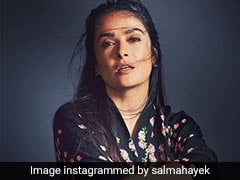 होश उड़ा देगा Salma Hayek का ये अंदाज, कान फिल्म फेस्टिवल में नजर आया ग्लैमरस लुक
