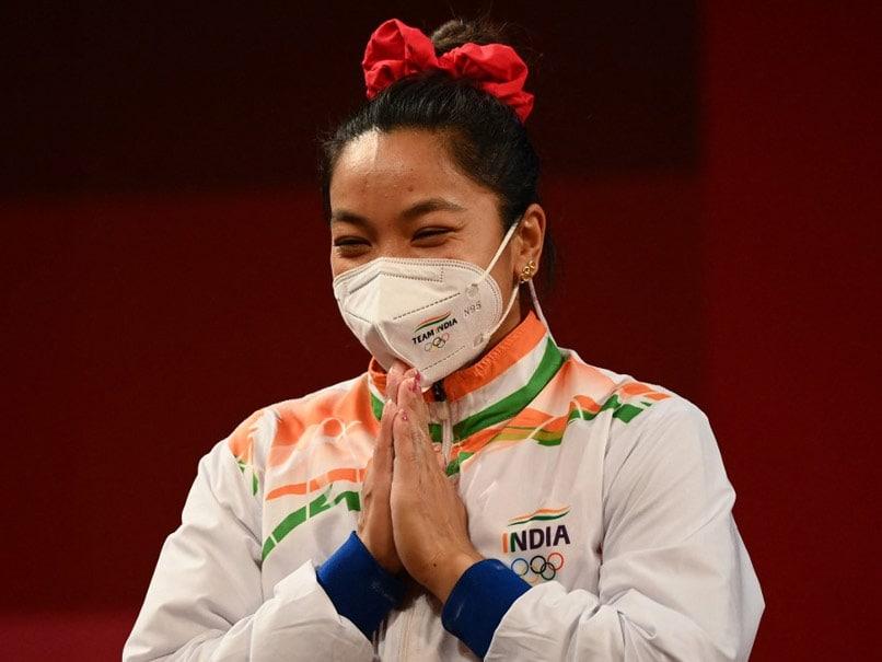 """Truly An Inspiration"": Mirabai Chanu To Sachin Tendulkar After Winning Silver At Tokyo Olympics"