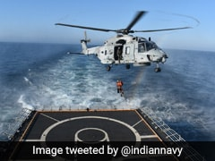 India, France Navies Conduct Defence Exercise In Bay Of Biscay