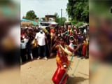 Video : Marital To Martial: Tamil Nadu Bride Performs Silambam In Viral Video
