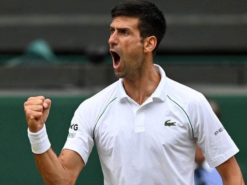 Wimbledon: Novak Djokovic beats Denis Shapovalov to reach the final Tennis news