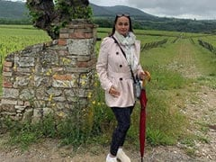 A Tuscan Throwback Pic From Soni Razdan's Archives
