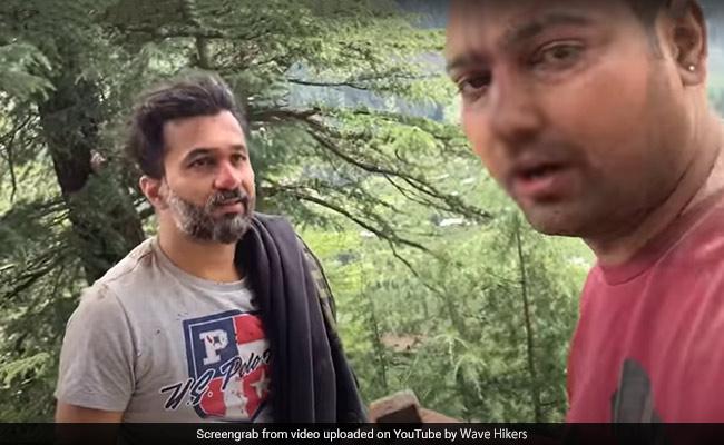 'Only We Survived...': On Video, Himachal Rockslide Survivors, Bleeding