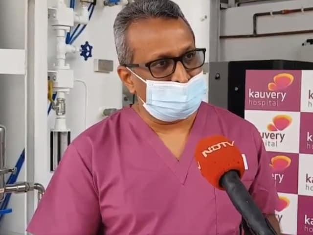 Video : Chennai's Kauvery Hospital Is Now '100% Oxygen Self-Reliant'