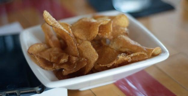 Potato Skin Chips