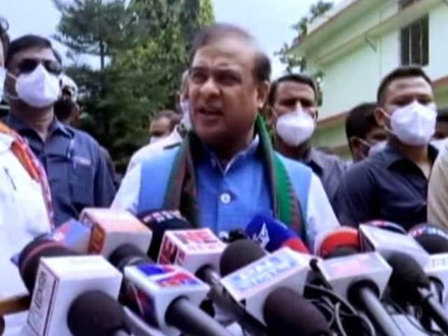 """Video : """"Why Not Neutral Agency?"""": Assam's Himanta Sarma On Mizoram FIR Amid Border Row"""
