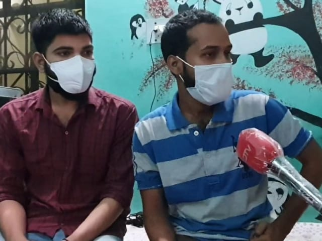 """Video : """"Father Died As We Couldn't Get Oxygen Cylinder"""": A Family's Ordeal In UP"""