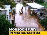 Video : 149 Dead In Flood-Hit Maharashtra, 90,000 Moved To Safety