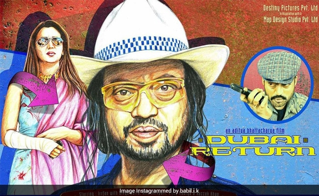 Dubai Return: Irrfan Khan's Unreleased Film To Release On YouTube On This Date