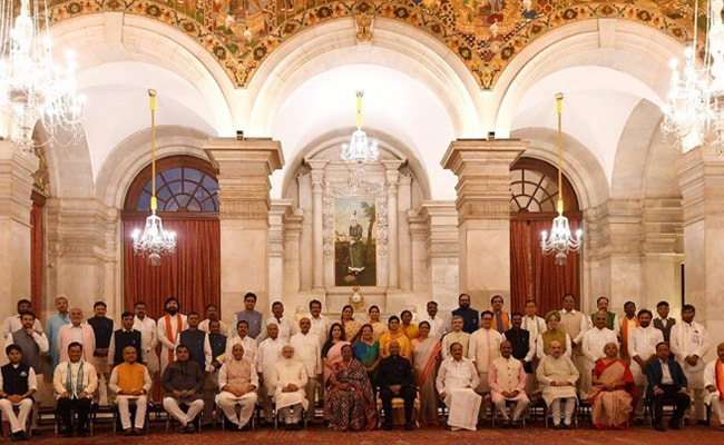 Newly Inducted Ministers To Go For BJP's 'Jan Ashirwad Yatra' On August 16