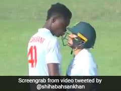 Watch: Hilarious Dance Move During Zimbabwe-Bangladesh Test Turns Into On-Field Spat