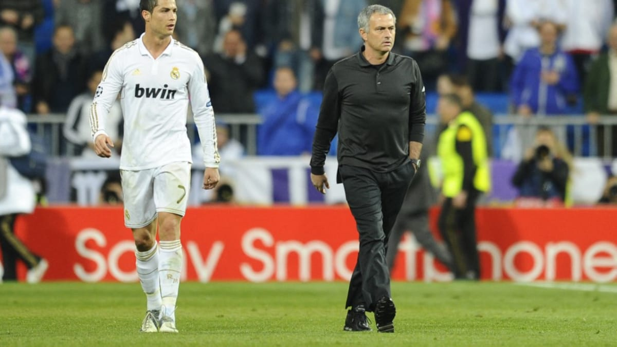 The argument is thickened by the recordings of Florentino Perez Cristiano Ronaldo, Jose Mourinho |  Football news
