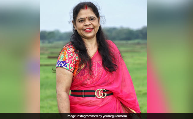 Mom, Who Dissed Rs 35,000 Gucci Belt, Flaunts It Like A Diva