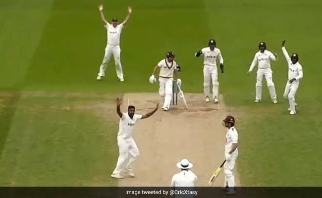 काउंटी क्रिकेट में चमके अश्विन, केवल 15 ओवर के अंदर ही लिए 6 विकेट, बल्लेबाजों के उड़ा दिए होश- Video