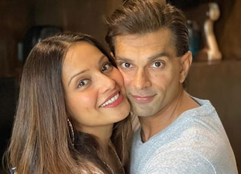 Karan Singh Grover Can't Stop Drooling Over These Freshly Baked Cookies By Bipasha Basu