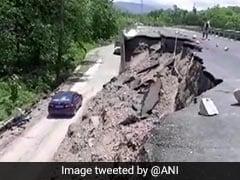 Around 2 Dozen People Still Stranded After Landslides In Uttarakhand