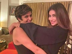 """""""My Baby Strongest"""": Mouni Roy's Note To BFF Mandira Bedi After Her Husband's Death"""
