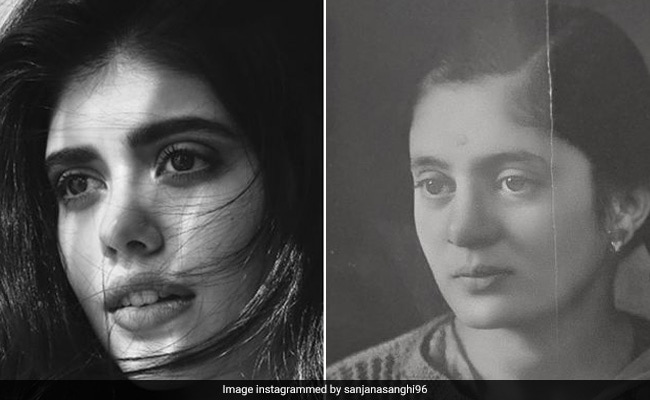Sanjana Sanghi Is A 'Reflection' Of Her Nani. Read Her Post For Her 'Biggest Inspiration'