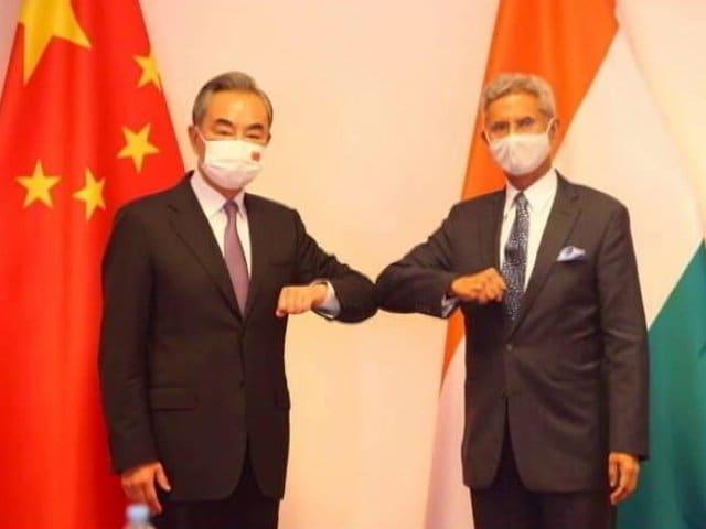 "Video : ""Visibly Impacting Relationship"": S Jaishankar To China On LAC Standoff"