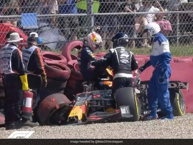 British GP: Max Verstappen Accuses Lewis Hamilton Of