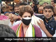 """PM's Certificate Can't Hide UP's Covid Truth"": Priyanka Gandhi Vadra"