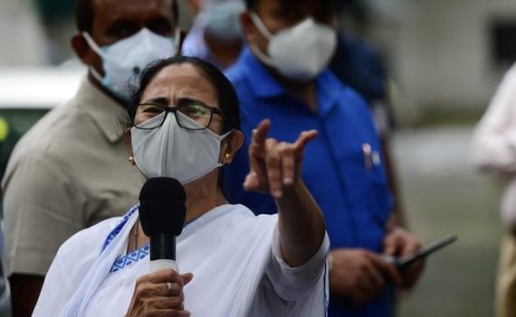 Mamata Banerjee's 'Democracy Will Go On' Comment Before Leaving Delhi