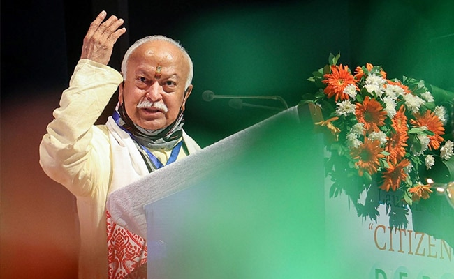 RSS Chief Mohan Bhagwat's Promise On CAA Mentions Nehru's Assurance To Minorities