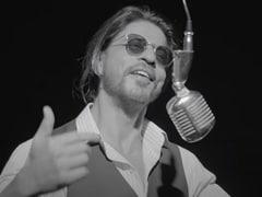 Shah Rukh Khan, Take A Bow. When He Sings, The World Listens