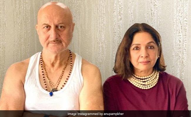 Shiv Shastri Balboa First Look: Anupam Kher And Neena Gupta In 'A Fascinating Tale'