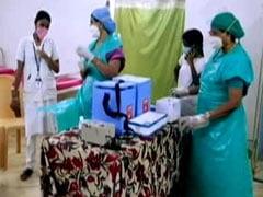 Covid Vaccine Dry Run Continues In Tamil Nadu