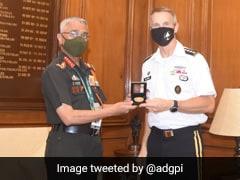 US Commander Richard Clarke Meets MM Naravane, Discusses Issues Of Mutual Interest