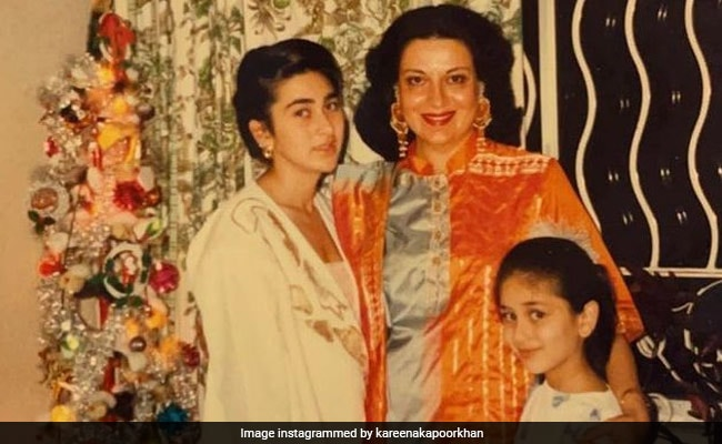 Kareena Kapoor Posts Childhood Pic From Eighties' Christmas Party, She's Still In Love With The Outfits