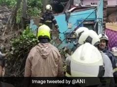 Mumbai Rains Highlights: 20 Killed As Heavy Rains Cause Landslide In Mumbai, Several Feared Trapped